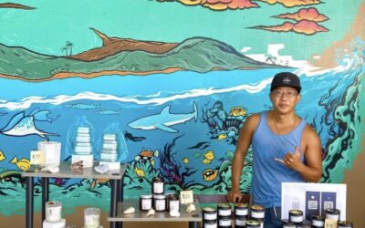 2021 Fall & Holiday Oahu Craft Market Schedule